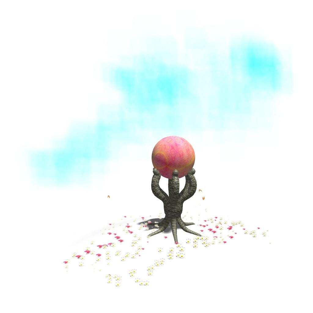 2017/04/11 Levitating Blossom