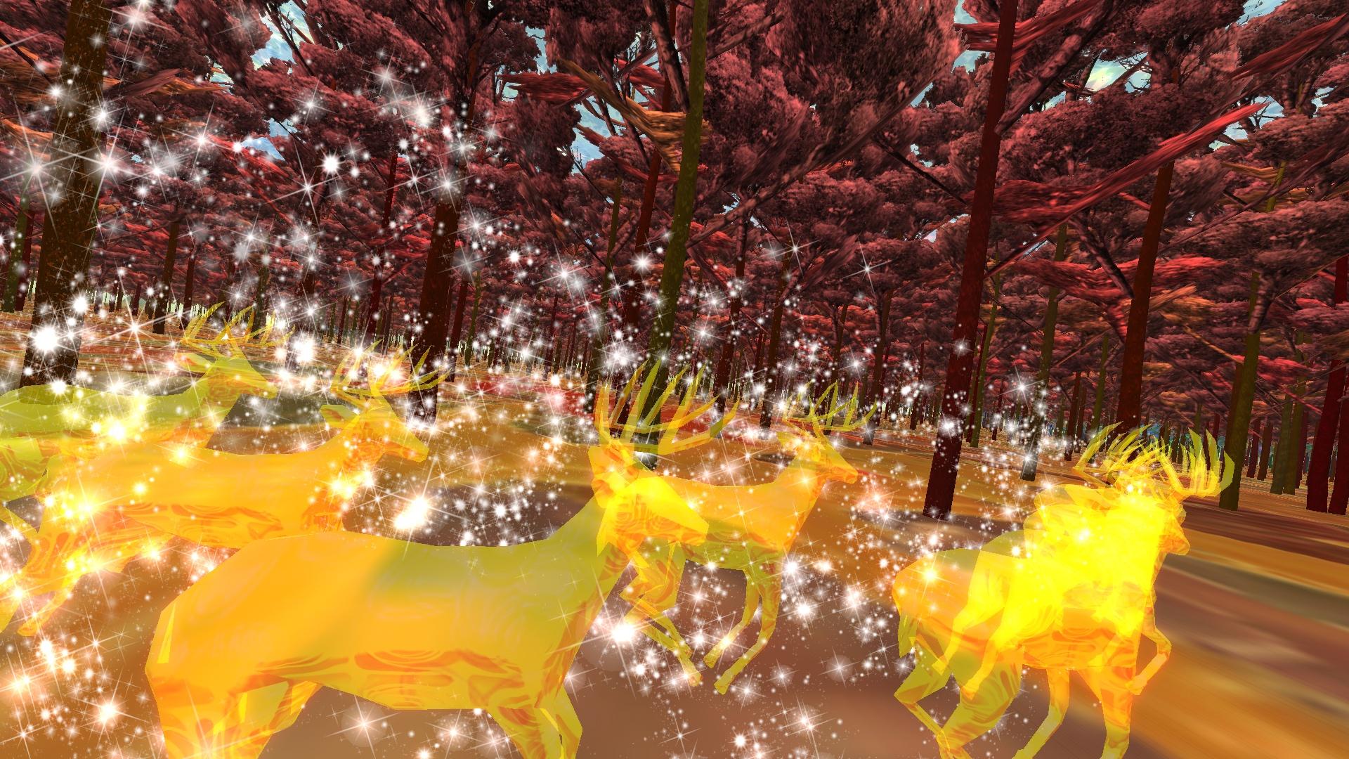 2017/11/27 Fantasy World in 360: Harvest Spirits