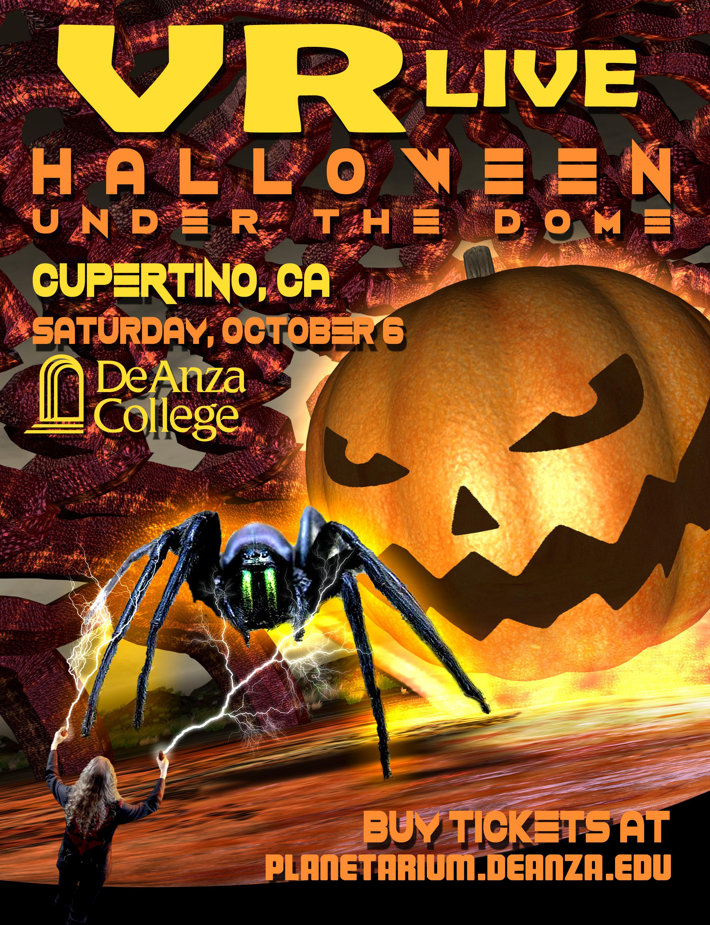 De Anza College Halloween Performance, October 6